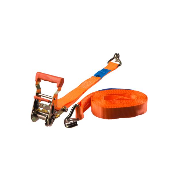 35 mm spännband 2-delat orange